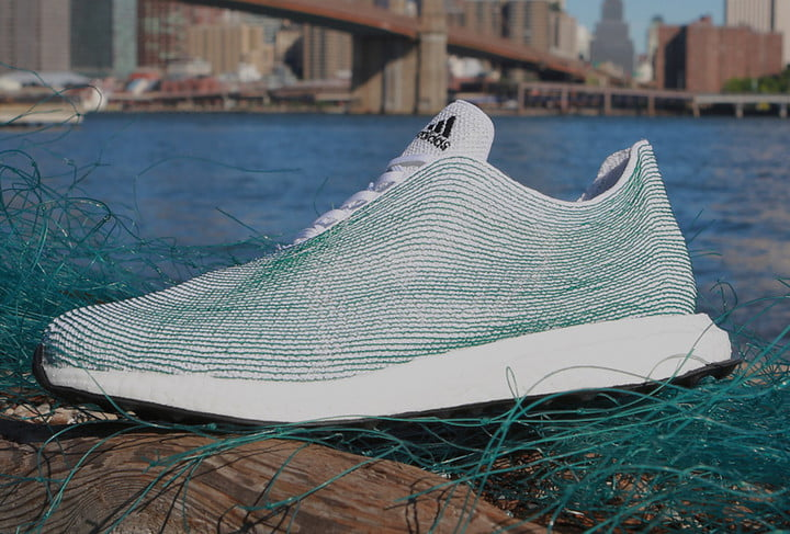 adidas parlay for the oceans ultraboost shoe