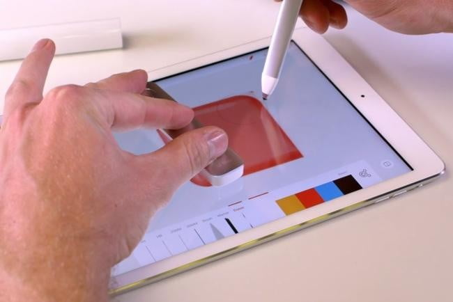adobe aims turn ipad ultimate drafting board smart stylus ink slide 3