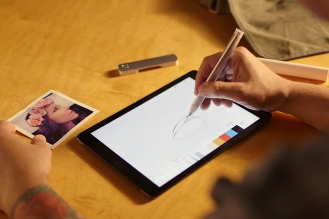 adobe aims turn ipad ultimate drafting board smart stylus ink slide 5