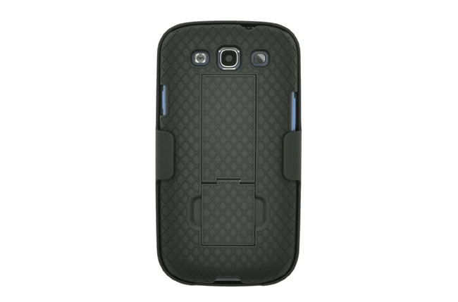 best samsung galaxy s3 cases aduro shell holster combo case with kick stand
