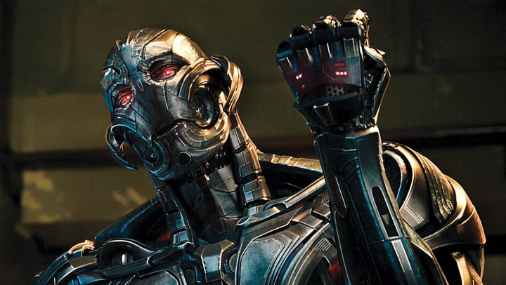 Ultron in Avengers: Age of Ultron.