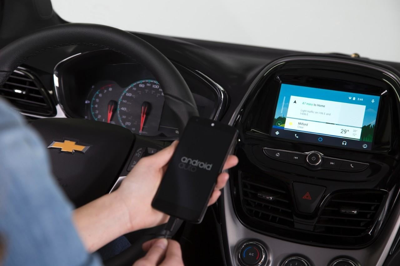 Chevrolet MyLink Android Auto