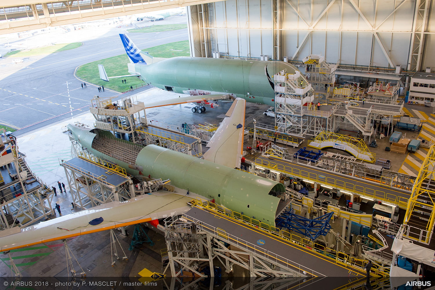 airbus making progress with belugaxl belugxl 1