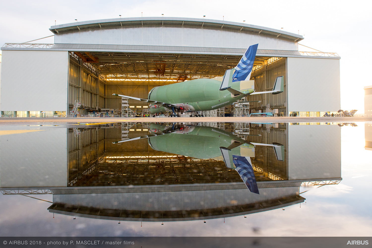 airbus making progress with belugaxl belugxl 2