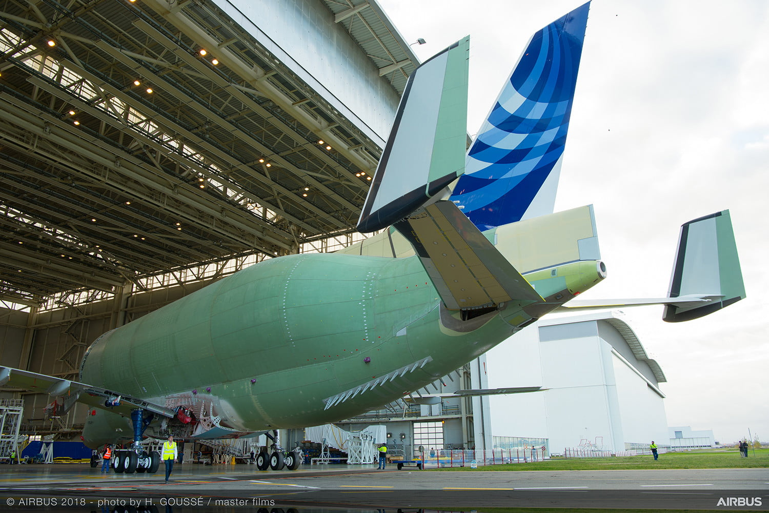 airbus making progress with belugaxl belugxl 3