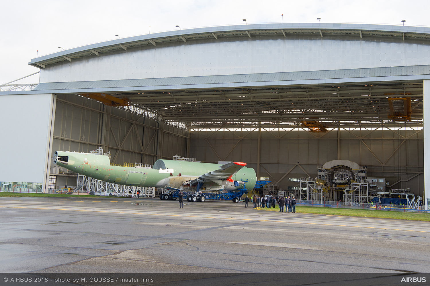 airbus making progress with belugaxl belugxl 5