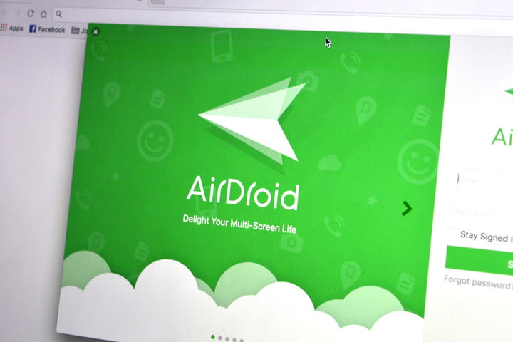 airdroid file management