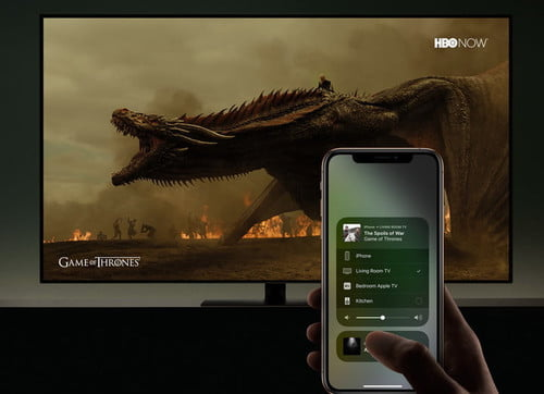 To Connect Your Iphone A Samsung Tv, How Do I Mirror My Iphone 11 To Samsung Tv