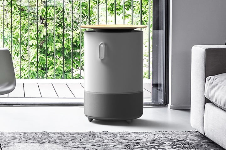 korean product designer outlines air conditioner airtree