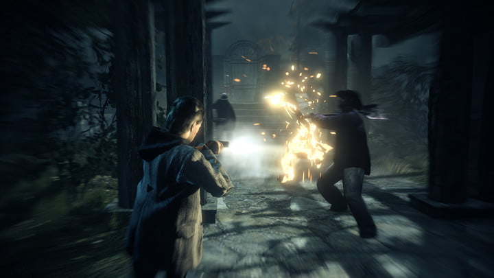 alan wake 2 rumors denied