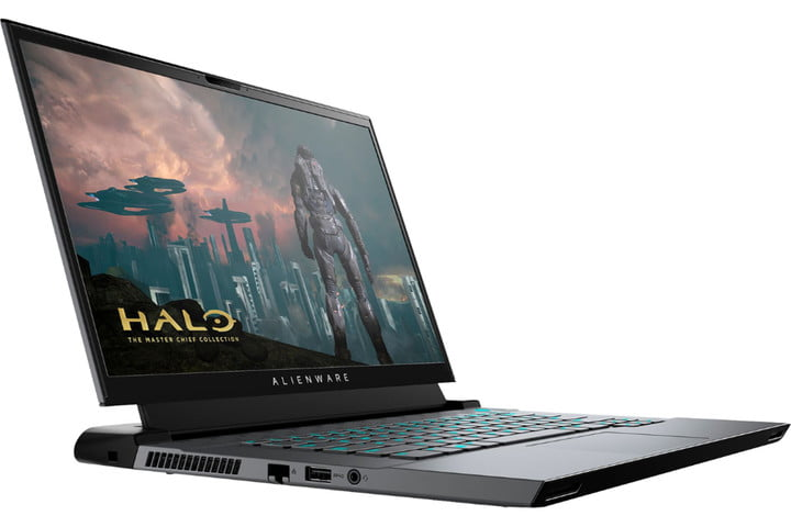 Alienware m15 R3 gaming laptop (black)