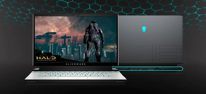 Alienware m17 R4 Gaming Laptop on sale at Dell