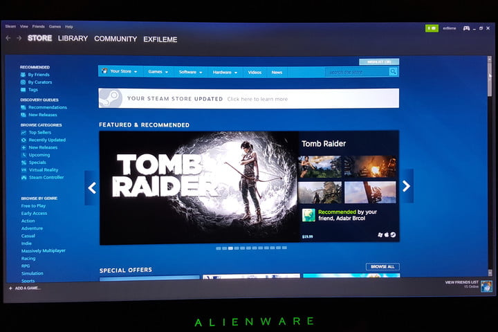 steam winter sale 2016 is coming version 1482273059 on alienware