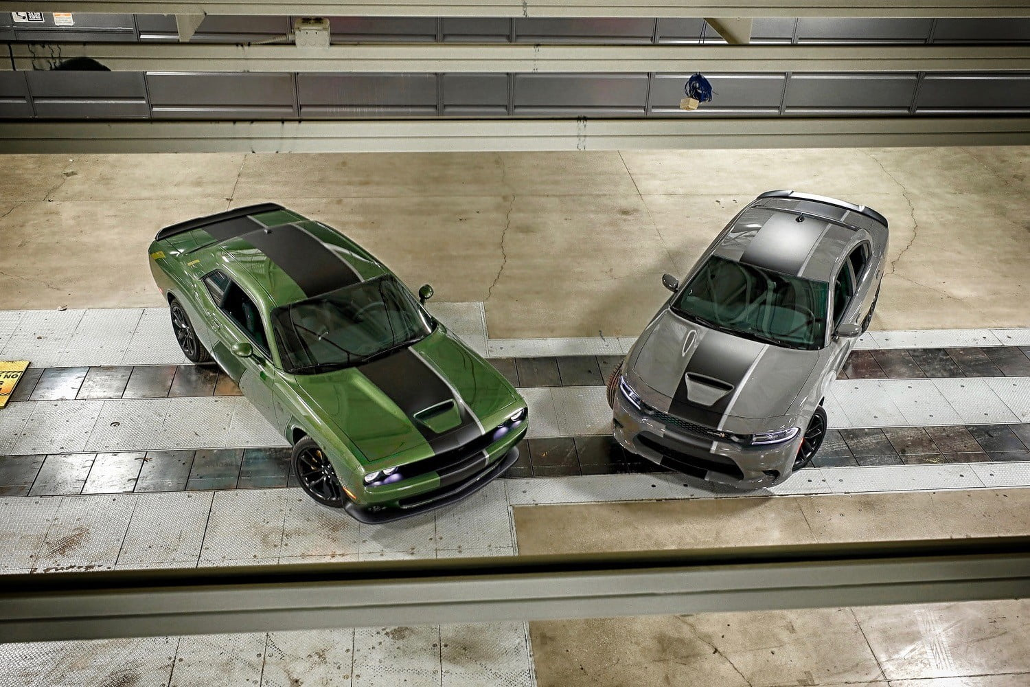 Dodge Challenger and Dodge Charger Stars & Stripes Editions