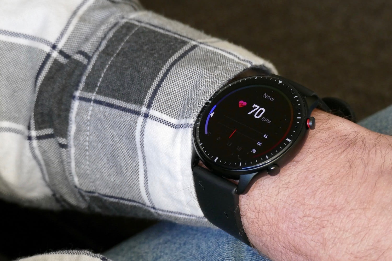 amazfit gtr 2 review heart rate