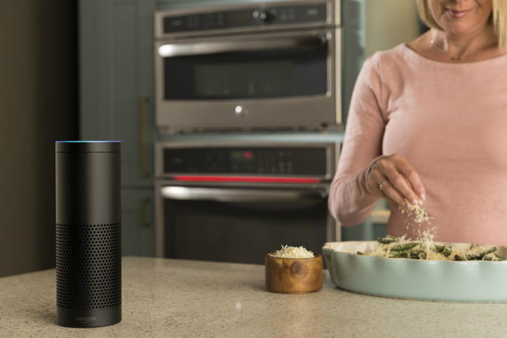 the smart home gets connected at ces 2017 amazon alexa ge appliances geneva skill