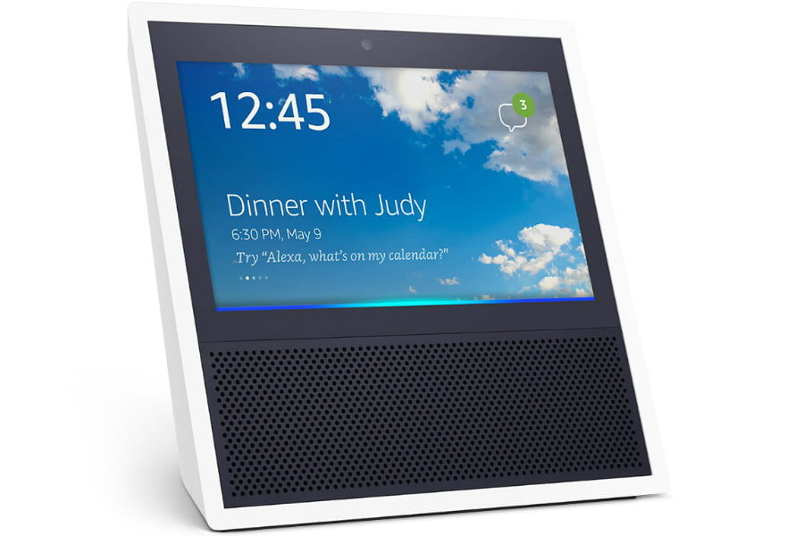 google home hub and first gen echo show deals amazon generation  white 900x600
