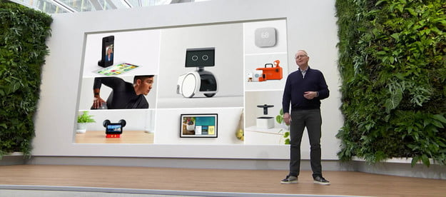 Everything announced at the fall Amazon event.