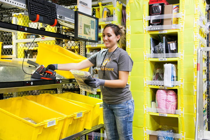 10m new amazon prime members sign holidays fulfilment