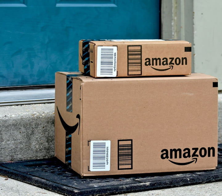 shipping with amazon package