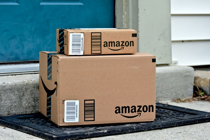 boston couple unwanted amazon deliveries package