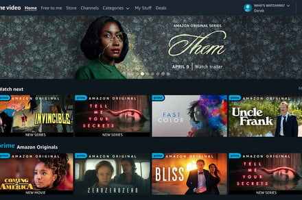 How to turn off subtitles on Amazon Prime Video
