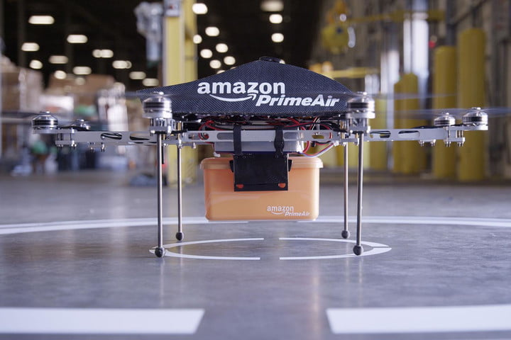 amazon serious about drone delivery service currently testing technology primeair front