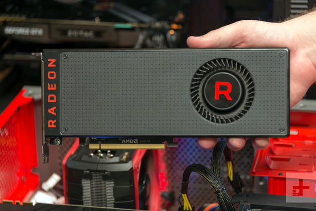 AMD Radeon RX Vega 56 and 64 review