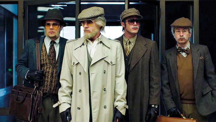 The Cast of American Animals