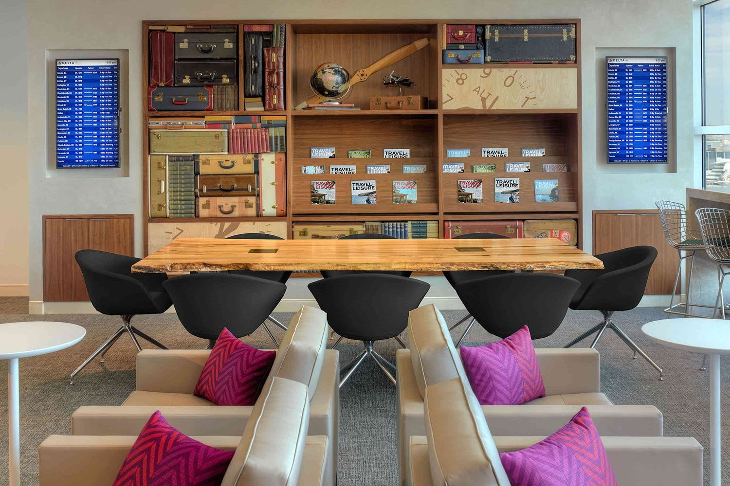 the worlds best airport lounges american express centurion lounge