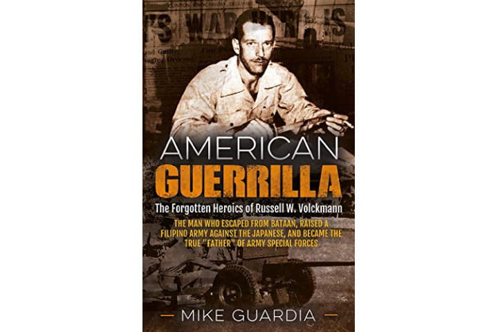 American Guerrilla by Mike Guardia.