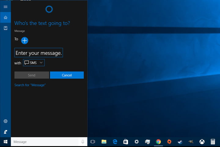 microsoft launches preview cortana for samsung app texting with on android 2