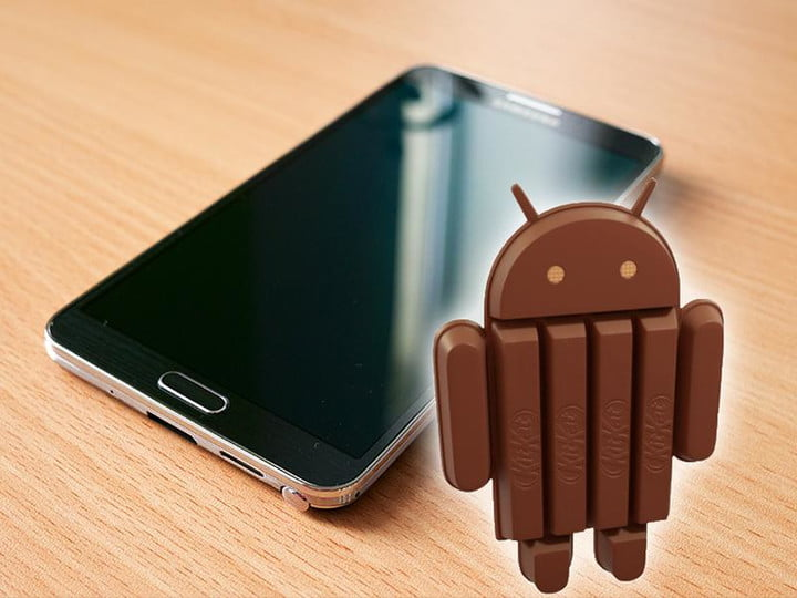 android stable mobile os says new report kitkat
