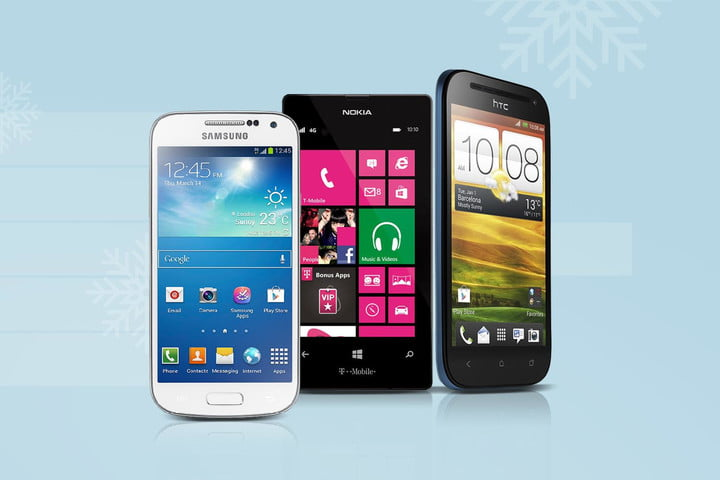 Android phones for 350 holiday guide
