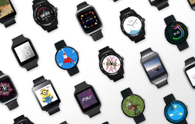 android wear tips and tricks new watch faces