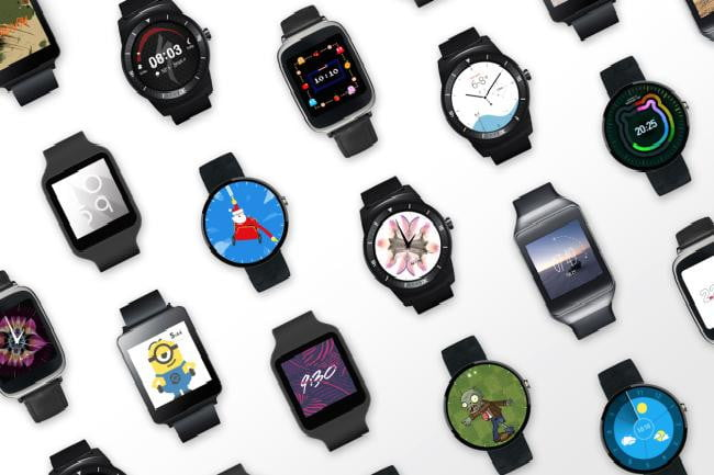 android wear devices shipped in 2014 watch faces