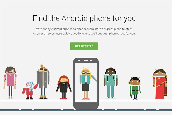 android which phone tool