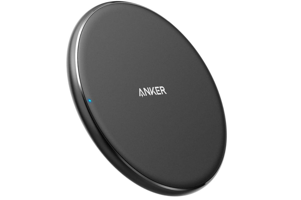 amazon daily deals on anker iphone wireless chargers usb powerport 5 pad charger 1