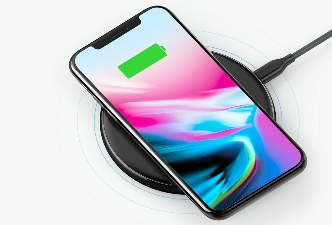 Anker PowerPort Wireless 5 Pad Wireless Charger 2