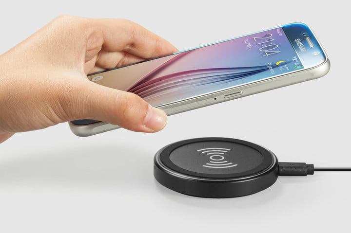 anker wireless charging pad use