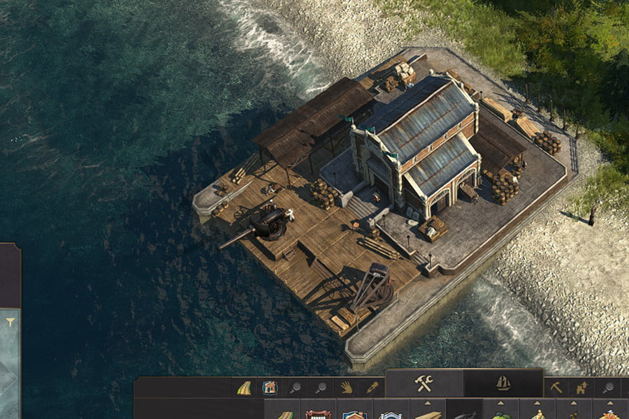 amd fidelityfx super resolution review anno 1800 fsr performance cropped