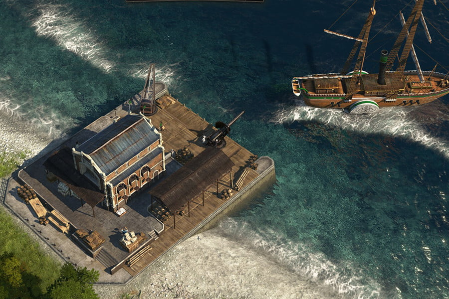amd fidelityfx super resolution review anno 1800 fsr quality cropped