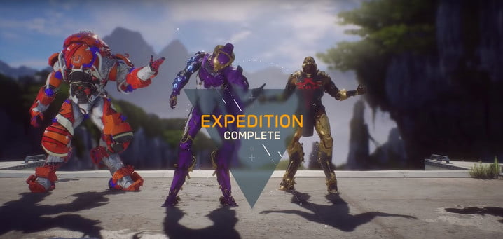 Anthem update version 1.1.0 patch notes Sunken Cell weapon loadout contract mission fort tarsis