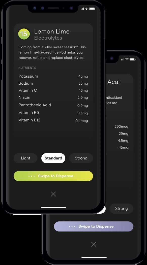 lifefuels smart nutrition bottle now available app 3