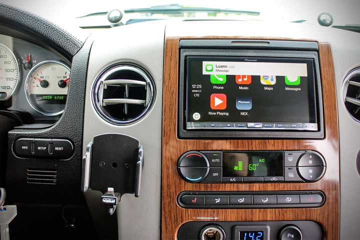 siri comes dash apple carplay update now available pioneer nex series receivers hands on 2