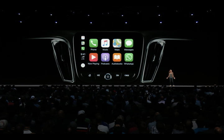 Apple CarPlay iOS 12