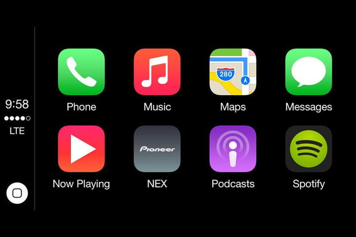 spotify updates app for carplay but it still doesnt work apple screenshot feature