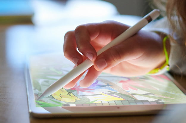 everyone can create now available on apple books education event 2018 ipad hands feature