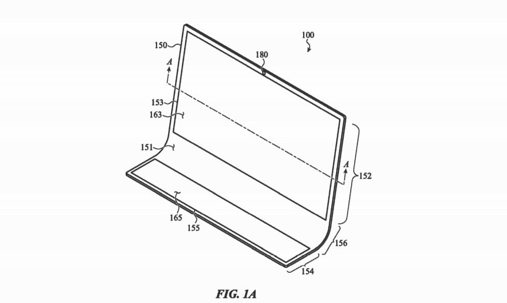 apple imac patent curved glass display 2
