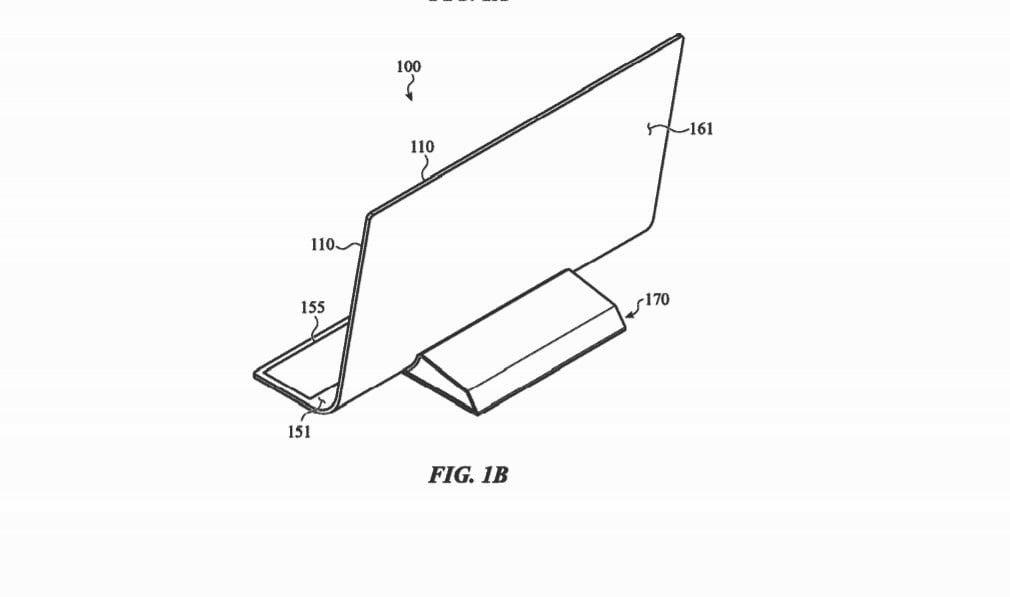apple imac patent curved glass display 3